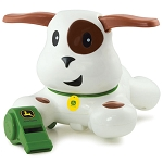 John Deere Whistle and Go Puppy - TBEKT16006