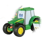John Deere Toy Book Johnny Tractor All in a Day's Work - LP51323t