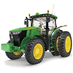 John Deere 1:16 scale Prestige Collection 7290R Replica Tractor - TBE45475