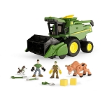 John Deere Gear Force Action Figures
