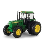 John Deere 1:16 scale 25th Anniversary 4455 Collector Edition Tractor - LP51456