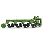 John Deere 1:16 scale 4-Bottom Plow Toy - 45529