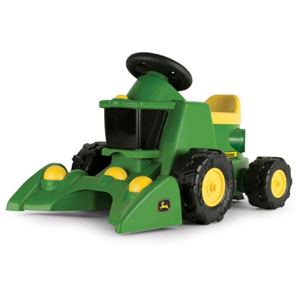 John Deere Ride On Toys >> John Deere Pick N Pop Combine Ride On Toy 46393