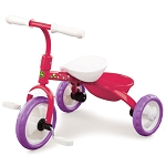 John Deere Pink Steel Tricycle - 46396