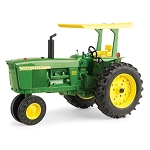 John Deere 1:16 Prestige Collection 4020 Diesel Narrow Front Tractor with ROPS - LP53347
