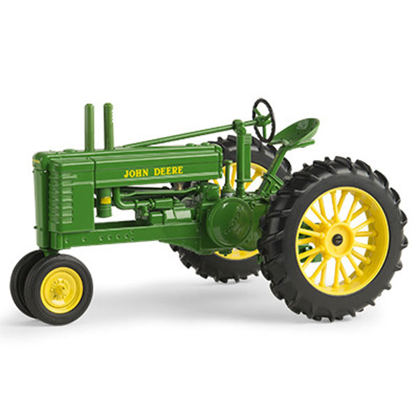 Trat Er Toy : John deere scale styled model b tractor toy lp