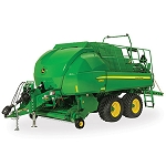 John Deere 1:32 scale Toy L340 Large Square Baler - LP53351
