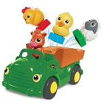 John Deere Learn n Pop Farmyard Friends - T16019