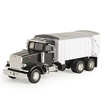 John Deere 1:32 scale Peterbilt 367 Straight Truck with Grain Box Toy - LP64462