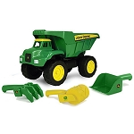John Deere 15 inch Big Scoop Truck with Accessories - LP64760