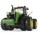 John Deere 1:16 scale Prestige Collection 9620R Replica Tractor with Duals - LP53348