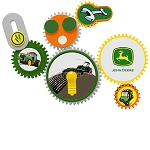 John Deere Gearations Magnets - LP64412