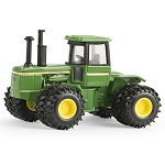 John Deere 1:64 scale 8630 Toy Tractor with Duals - LP64446