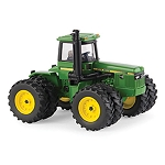 John Deere 1:64-scale 8650 National Farm Toy Show Collector Edition Tractor - LP66140