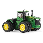 John Deere 1:64 scale 9570R Toy Tractor with Triples - 45509
