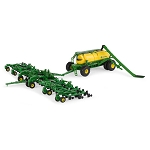 John Deere 1:64 scale Air Seeder Set - 45555