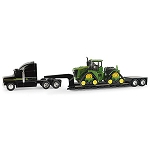 John Deere 1:64 scale Model 9570RX Toy Tractor with Semi - 45559