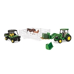 Big Farm 1/16 scale model John Deere Hobby Farmer Set - 46625