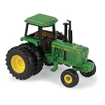 John Deere 1:64 scale Model 4450 Toy Tractor with FFA Logo - 45628