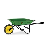 John Deere Steel Wheelbarrow - 46661V