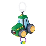 John Deere Johnny Tractor Clip & Go Teether - 46699