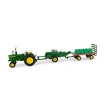 John Deere 1:32 scale Toy Haying Set - 46667