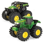 John Deere 6-inch Monster Treads 2-pack - 46670