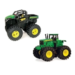 John Deere 8-inch Monster Treads 2-pack - 46680