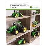 2018 John Deere Toy Catalog, Pocket size or Full size - LP68820 - LP68819