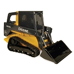 John Deere 1:16 scale Prestige Collection 323D Compact Loader - 45124