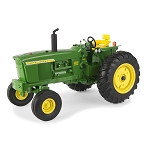 John Deere 1:16 scale Prestige Collection 4020 Green YOTT Replica Tractor - 45672