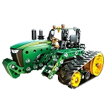 John Deere Buildable Tractor Engine Toy #LP66713