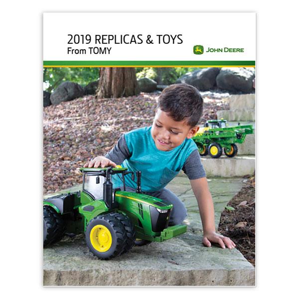 John Deere Ride On Toys >> 2019 John Deere Toy Catalog Lp70605