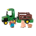 John Deere 1st Farming Fun - Hauler Set - 46922