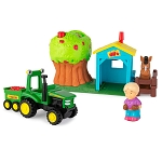 John Deere 1st Farming Fun - Apple Orchard Set - 46921