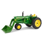 John Deere 1:16 Scale 4020 Tractor with Loader Prestige Collection - 45724
