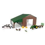 John Deere 1:32 scale Building and Accessory Set - 47024