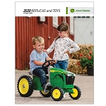 2020 John Deere Toy Catalog, Pocket size or Full size - LP74474 - LP74473