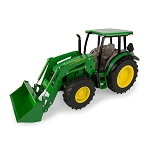 John Deere 1:16 scale 5125R Tractor with Loader Toy - 45604