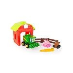 John Deere Build-A-Buddy Corey Playset - 47210