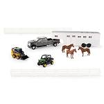 John Deere 1:32 scale Hobby Farm Set - 47247