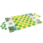 John Deere Checkers Game Set - 47282