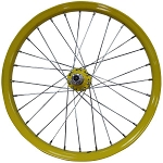 John Deere Front Wheel for 16-inch Bicycle - P10149