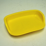 Plastic Seat for Die-cast Pedal Tractor (Yellow) - P10367