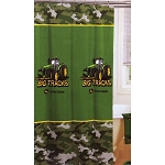 John Deere Tractor Shower Curtain - JF01520
