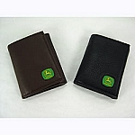 John Deere Tri-Fold Wallet with Logo Patch - GD4012000