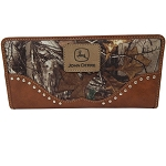 John Deere Ladies Realtree Wallet - LP64421