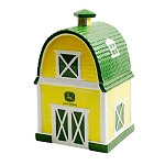 John Deere Farmhouse Cookie Jar - LP72987