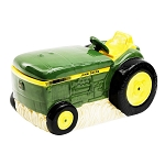 John Deere Tractor Figure Cookie Jar - LP72990