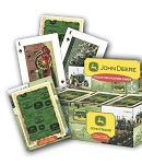 Collectible John Deere Playing Cards - 28002